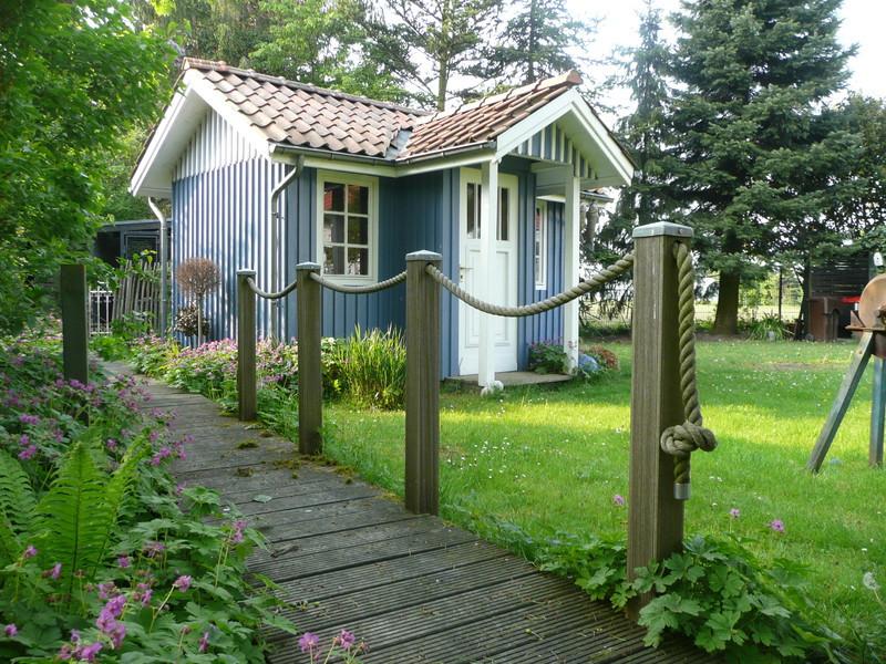 Schreinerei Wiedeking Qualitat Aus Holz Gartenhaus